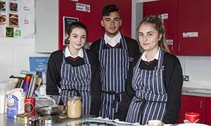 Home Economics 3 at Creagh College, Gorey, County Wexford