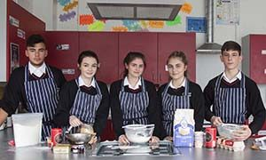 Home Economics at Creagh College, Gorey, County Wexford
