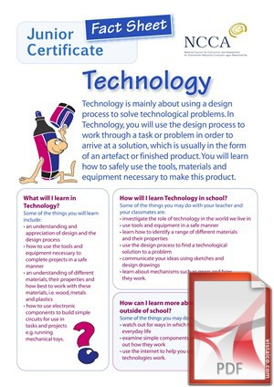Technology at Creagh College, Gorey, County Wexford