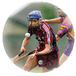 Camogie at Creagh College Gorey