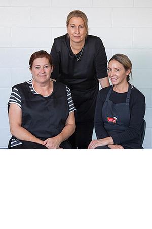 Catherine, Eilish & Moira