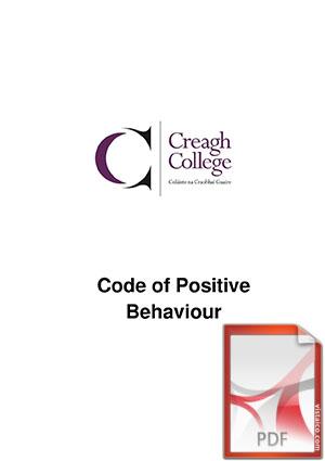 Code of Positive Behaviour